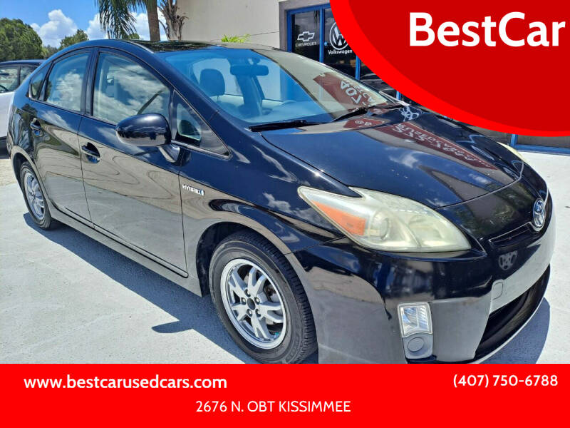 2010 Toyota Prius for sale at BestCar in Kissimmee FL