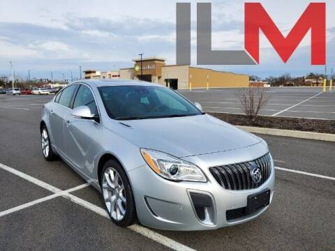 2017 Buick Regal for sale at INDY LUXURY MOTORSPORTS in Fishers IN