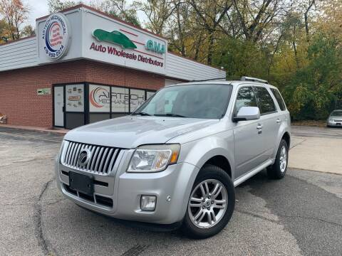 2010 Mercury Mariner for sale at GMA Automotive Wholesale in Toledo OH