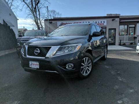 2016 Nissan Pathfinder for sale at PAYLESS CAR SALES of South Amboy in South Amboy NJ