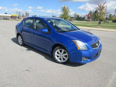 2010 Nissan Sentra for sale at Wholesale Car Buying in Saginaw MI