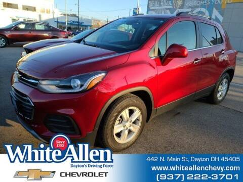 2019 Chevrolet Trax for sale at WHITE-ALLEN CHEVROLET in Dayton OH