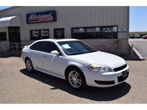 2014 Chevrolet Impala Limited for sale at Chaparral Motors in Lubbock TX