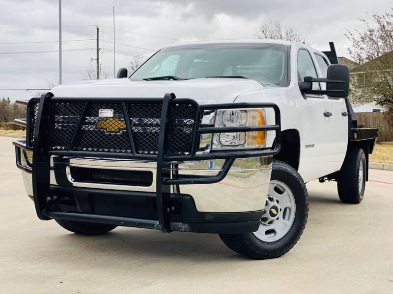 2014 Chevrolet Silverado 2500HD for sale at AUTO DIRECT in Houston TX