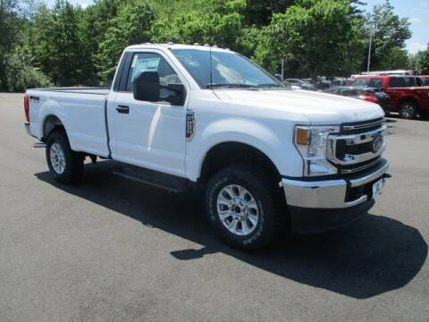 2021 Ford F-250 Super Duty for sale at MC FARLAND FORD in Exeter NH
