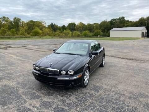 2004 Jaguar X-Type for sale at Caruzin Motors in Flint MI