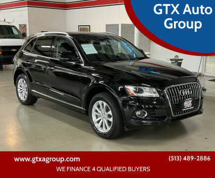 2016 Audi Q5 for sale at GTX Auto Group in West Chester OH