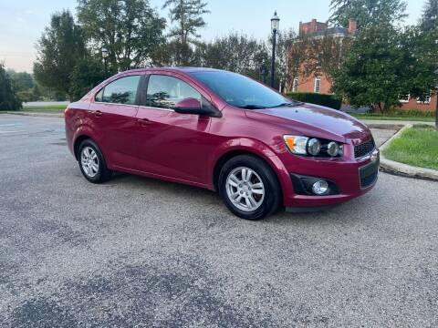 2014 Chevrolet Sonic for sale at 62 Motors in Mercer PA