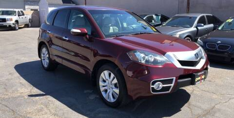 2011 Acura RDX for sale at Cars 2 Go in Clovis CA