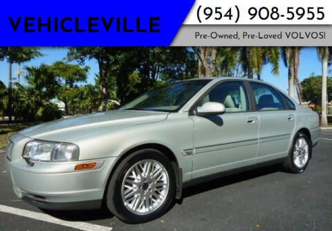 2003 Volvo S80 for sale at VehicleVille in Fort Lauderdale FL