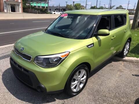 2015 Kia Soul for sale at STATE AUTO SALES in Lodi NJ