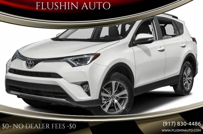 2018 Toyota RAV4 for sale at FLUSHIN AUTO in Flushing NY