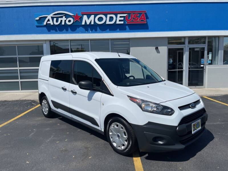 2016 Ford Transit Connect Cargo for sale at AUTO MODE USA in Burbank IL