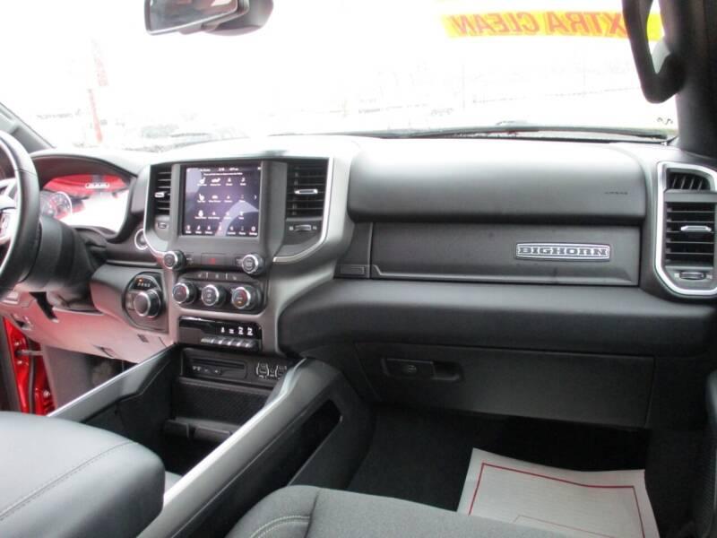 2019 RAM Ram Pickup 1500 4x4 Big Horn 4dr Crew Cab 5.6 ft. SB Pickup - Richmond IN