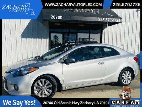 2016 Kia Forte Koup for sale at Auto Group South in Natchez MS