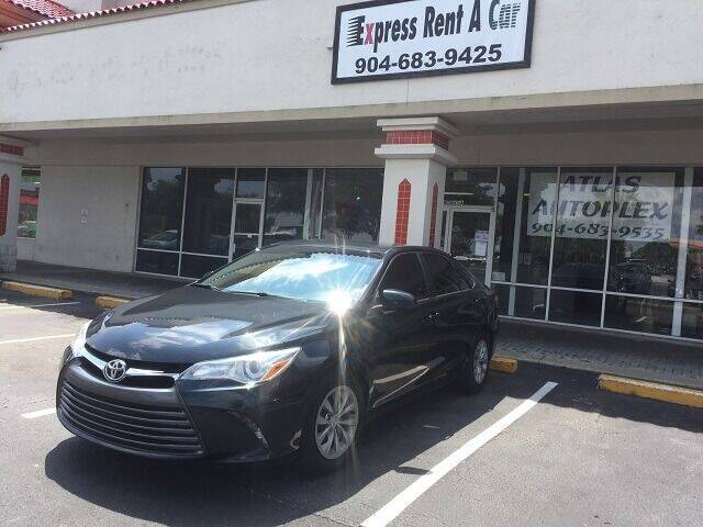 2015 Toyota Camry for sale at Atlas Autoplex in Jacksonville FL