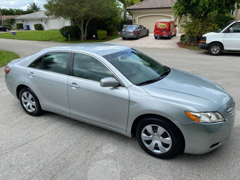 2007 Toyota Camry for sale at Exceed Auto Brokers in Pompano Beach FL
