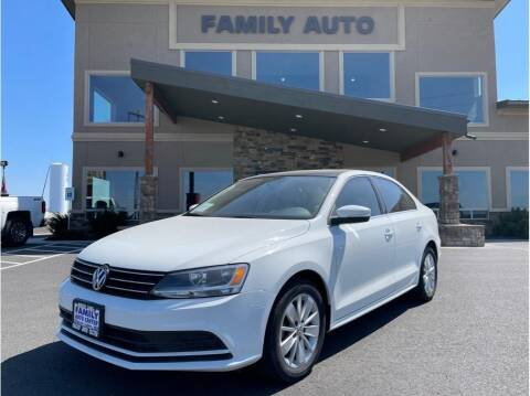 2016 Volkswagen Jetta for sale at Moses Lake Family Auto Center in Moses Lake WA