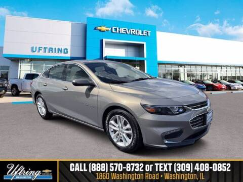2017 Chevrolet Malibu for sale at Gary Uftring's Used Car Outlet in Washington IL
