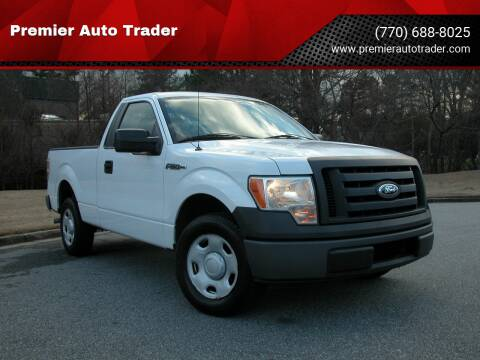 2009 Ford F-150 for sale at Premier Auto Trader in Alpharetta GA