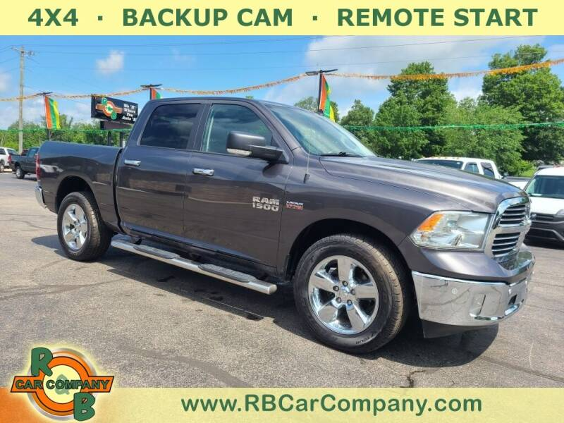 2017 RAM Ram Pickup 1500 for sale at R & B CAR CO - R&B CAR COMPANY in Columbia City IN