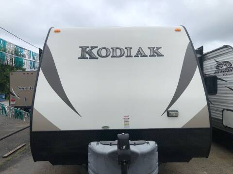 2014 FOR SALE/RENT!!!!  2014 Kodiak 220RBSL for sale at S & R RV Sales & Rentals, LLC in Marshall TX