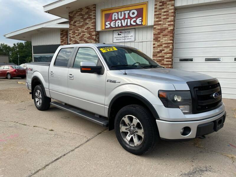 2013 Ford F-150 for sale at River Motors in Portage WI