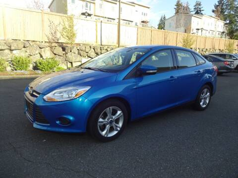 2013 Ford Focus for sale at Prudent Autodeals Inc. in Seattle WA