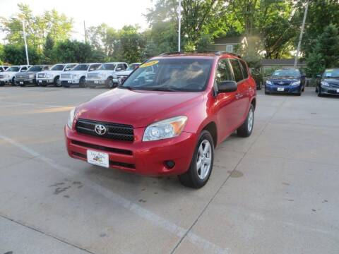 2008 Toyota RAV4 for sale at Aztec Motors in Des Moines IA