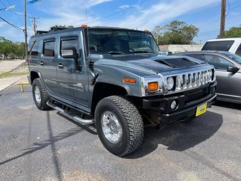 2006 HUMMER H2 for sale at Rock Motors LLC in Victoria TX