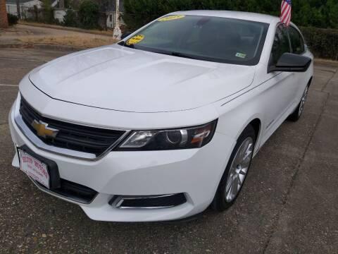 2015 Chevrolet Impala for sale at Hilton Motors Inc. in Newport News VA