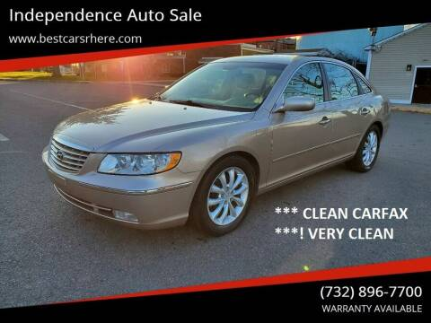2006 Hyundai Azera for sale at Independence Auto Sale in Bordentown NJ