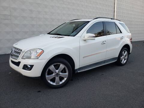 2011 Mercedes-Benz M-Class for sale at Positive Auto Sales, LLC in Hasbrouck Heights NJ