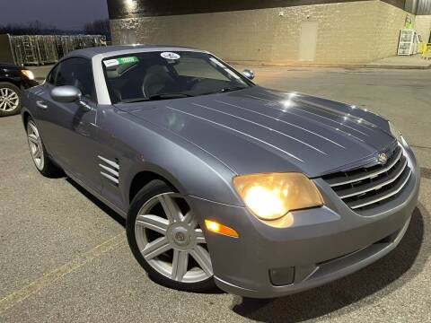 2004 Chrysler Crossfire for sale at Trocci's Auto Sales in West Pittsburg PA