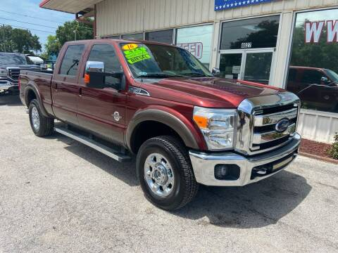 2016 Ford F-250 Super Duty for sale at Lee Auto Group Tampa in Tampa FL
