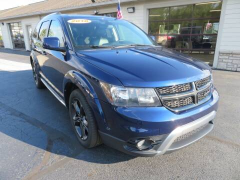 2018 Dodge Journey for sale at Tri-County Pre-Owned Superstore in Reynoldsburg OH