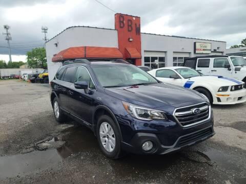2018 Subaru Outback for sale at Best Buy Wheels in Virginia Beach VA