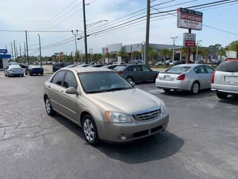 2006 Kia Spectra for sale at Sam's Motor Group in Jacksonville FL