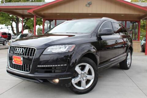 2013 Audi Q7 for sale at ALIC MOTORS in Boise ID