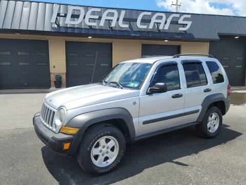 2006 Jeep Liberty for sale at I-Deal Cars in Harrisburg PA