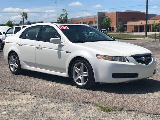 2005 Acura TL for sale at Harry's Auto Sales, LLC in Goose Creek SC