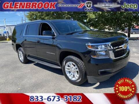 2019 Chevrolet Suburban for sale at Glenbrook Dodge Chrysler Jeep Ram and Fiat in Fort Wayne IN