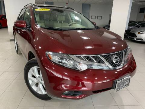 2012 Nissan Murano for sale at Auto Mall of Springfield in Springfield IL