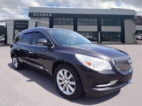 2017 Buick Enclave for sale at BEAMAN TOYOTA - Beaman Buick GMC in Nashville TN