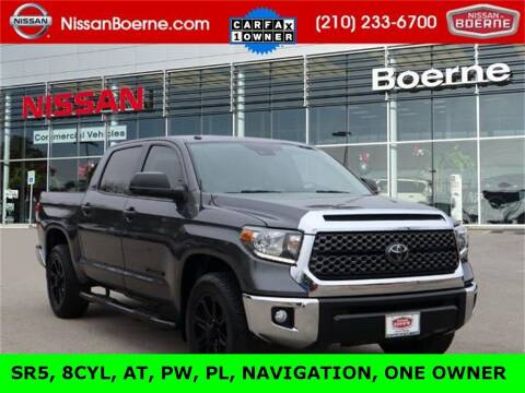 2018 Toyota Tundra for sale at Nissan of Boerne in Boerne TX