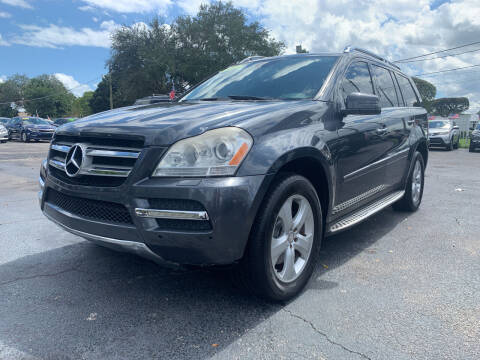 2012 Mercedes-Benz GL-Class for sale at Bargain Auto Sales in West Palm Beach FL