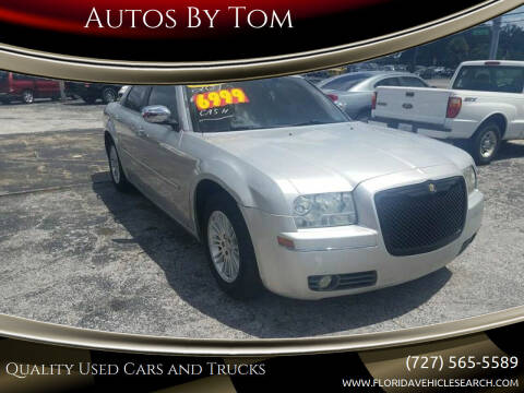 2010 Chrysler 300 for sale at Autos by Tom in Largo FL