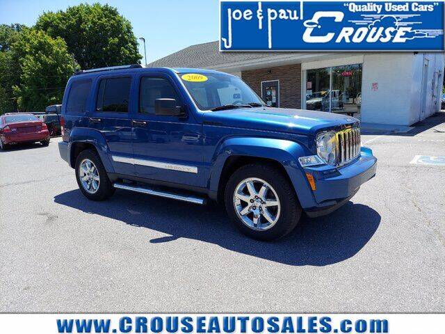 2009 Jeep Liberty for sale at Joe and Paul Crouse Inc. in Columbia PA