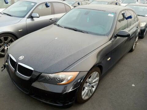 2007 BMW 3 Series for sale at McHenry Auto Sales in Modesto CA