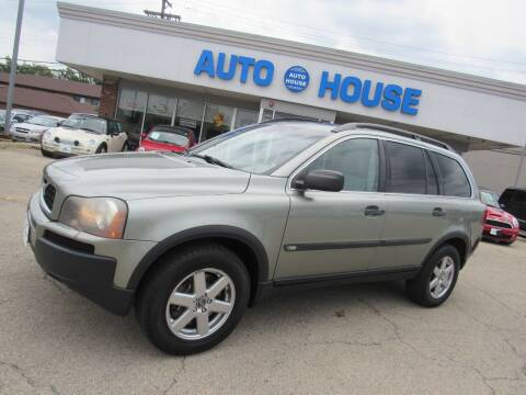 2006 Volvo XC90 for sale at Auto House Motors in Downers Grove IL